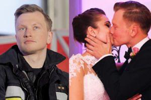 """Żona Kuby Wesołowskiego świętuje 5. rocznicę ślubu: """"Ten dzień przypomina mi o tym, jak wyjątkowe uczucie nas połączyło"""""""