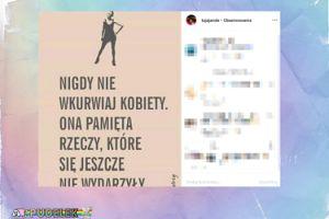 """Krystyna Janda radzi: """"Nigdy nie wku*wiaj kobiety"""""""