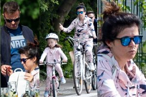 Cichopki relaksują się na rodzinnej wyprawie rowerowej (ZDJĘCIA)