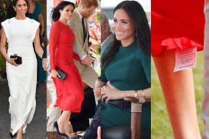 Australijskiej podróży Meghan i Harry'ego ciąg dalszy. Księżna popełniła pierwsze modowe faux pas (ZDJĘCIA)