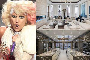 Lady Gaga kupiła nowojorską kamienicę za 30 MILIONÓW dolarów! (ZDJĘCIA)