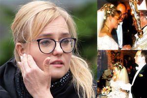 """Magdalena Adamowicz wspomina ślub z Pawłem: """"Dziś minęłoby nam 20 lat, Kochanie..."""""""