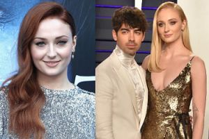 """Sophie Turner szczerze o Joe Jonasie: """"Byłam bardzo niestabilna, a on uratował mi życie"""""""