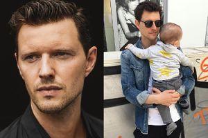 """Sasha Knezevic o urokach ojcostwa: """"Syn zmienił moje życie całkowicie. Uwielbiam poświęcać mu mój czas"""""""