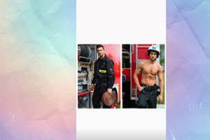 Rafał Maślak wspomina karierę strażaka