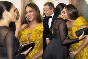 """Beyonce i Jay-Z udzielają porad rodzicielskich Meghan i Harry'emu: """"Zawsze znajdujcie czas dla siebie"""""""