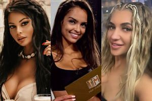 """Oto """"skromne"""" koleżanki """"wstydliwej"""" Klaudii El Dursi z """"Top Model"""": Natalia Siwiec, Justyna Gradek, Monika Pietrasińska..."""