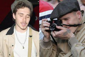Dramat Brooklyna Beckhama. Poszedł na staż fotograficzny i nie umiał zrobić zdjęcia
