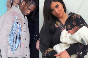 """Chłopak Kylie Jenner wspomina z przerażeniem jej poród: """"Bałem się łożyska"""""""