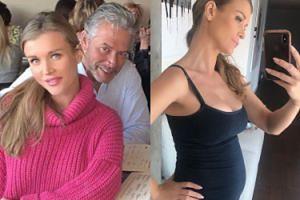 """Joanna Krupa pochwaliła się USG dziecka! Fani: """"To będą bliźniacy?!"""""""