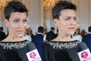 """Danuta Stenka o własnym stylu: """"Jest we mnie Cyganka i miłość do kolorów"""""""