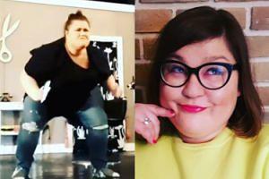 """Wybory parlamentarne 2019: Dominika Gwit grozi obibokom: """"Jak nie zagłosujecie, będziecie musieli zrobić fitness ze mną i nie przeżyjecie"""""""