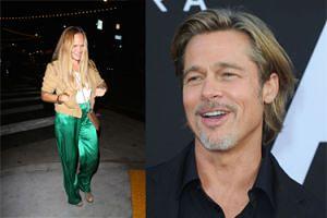 Brad Pitt spotyka się z nową dziewczyną? To projektantka biżuterii (FOTO)