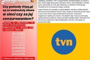 """TVN wypowiada wojnę Vogule Poland. """"Zaczynacie powoli ŁAMAĆ WOLNOŚĆ SŁOWA!"""""""