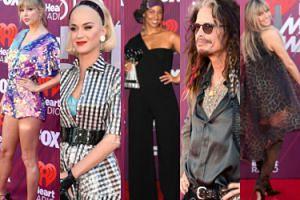 Amerykańskie gwiazdy na rozdaniu iHeart Radio Music Awards: Taylor Swift, Alicia Keys, Katy Perry i Backstreet Boys! (ZDJĘCIA)