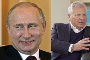 Aleksander Kwaśniewski chce zaprosić Putina na 80. rocznicę wybuchu II wojny światowej