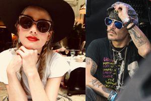 Johnny Depp przerobił tatuaż poświęcony Amber. Raczej się jej nie spodoba... (FOTO)