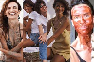 44-letnia Australijka twierdzi, że wygląda jak... starsza siostra swoich dorosłych dzieci! Rzeczywiście taka piękna? (ZDJĘCIA)