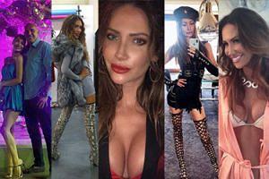 """Nowa dziewczyna Salety jest """"króliczkiem Playboya""""! (ZDJĘCIA)"""