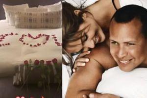 Alex Rodriguez pokazał, jak wyglądały zaręczyny z Lopez! (FOTO)