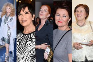 Dzień Teściowej: Te gwiazdy mają zięciów i synowe: Gessler, Dowbor, Kwaśniewska, Kris Jenner... (ZDJĘCIA)