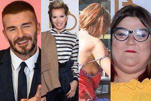 ZDJĘCIA TYGODNIA: Nowe włosy Beckhama, makijaż Smaszcz, kreacja Gwit...