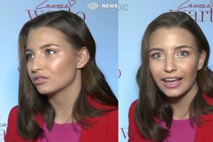 """Wieniawa promuje serial i mędrkuje: """"Kobiety są bardzo silne, potrafimy znieść nawet więcej niż mężczyźni"""""""