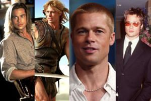 Zaczynał jako kurczak, dziś jest najsłynniejszym aktorem Hollywood. Brad Pitt kończy... 55 LAT! (STARE ZDJĘCIA)