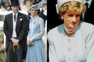 Książę William zaskoczył fanów pod Pałacem Kensington! Odwiedził ich w rocznicę urodzin swojej mamy