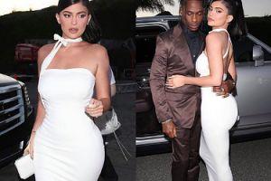 Kylie Jenner poprawiła sobie pośladki. Widać różnicę? (FOTO)