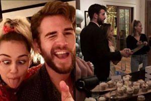 Miley Cyrus i Liam Hemsworth wzięli sekretny ślub?! (FOTO)