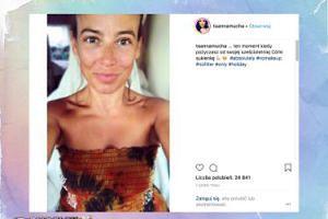 Ania Mucha weszła w sukienkę córki