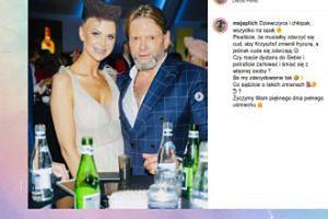 Maja Plich i Krzysio Rutkowski zamienili się fryzurami