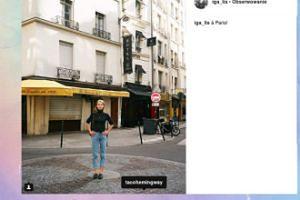 Iga Lis i Taco uciekli do Paryża