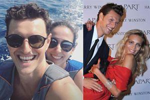 """Knazevic broni byłej żony na Instagramie: """"Anja jest fantastyczną kobietą"""""""