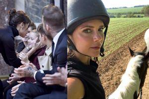"""6-letnia Harper Beckham dostanie na urodziny kucyka za 7 TYSIĘCY FUNTÓW. """"To ekstrawagancki prezent"""""""