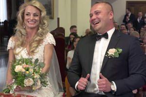 """""""Ślub od pierwszego wejrzenia"""": Reakcja Adriana na przyszłą żonę: """"Petarda, księżniczka! Uśmiechem zabija"""""""