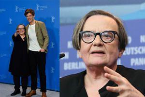 """Agnieszka Holland promuje swój film na Berlinale: """"Nie można dziś mówić o demokracji bez wolnych mediów"""""""