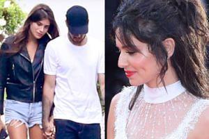 Liam Payne pociesza się po Cheryl z jej 20-letnią sobowtórką przy włoskim jeziorze (ZDJĘCIA)