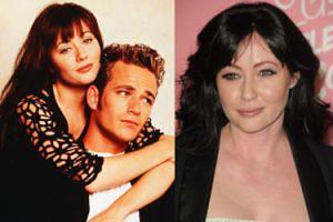 """Shannen Doherty przyjęła propozycję zagrania w Beverly Hills 90210 dopiero po śmieci Luke'a Perry'ego: """"To doskonała okazja, aby go uhonorować"""""""