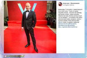 Borys Szyc podsumowuje Oscary 2019