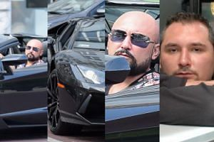 Patryk Vega jeździ Lamborghini za 1,5 MILIONA ZŁOTYCH! (ZDJĘCIA)