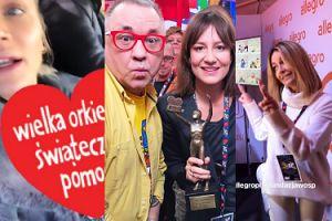 Majdany, Margaret, Piróg, Cleo, Bieniuk, Wieniawa... Gwiazdy grają z WOŚP! (ZDJĘCIA)