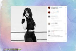 Giętka Camila Cabello doskonali swoje umiejętności taneczne