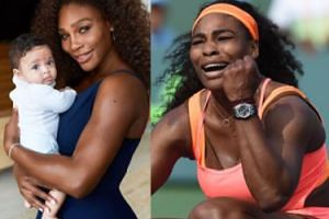 """Serena Williams nie widziała pierwszych kroków córeczki, bo trenowała do Wimbledonu. """"Płakałam!"""""""