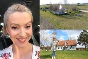 Dorota Szelągowska pokazała dom. To w nim urządzi pensjonat (ZDJĘCIA)