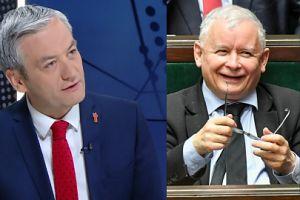 """Robert Biedroń: """"Przez 13. emeryturę dla Kaczyńskiego będziemy mieć byle jaką oświatę"""""""