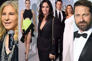 Gwiazdy i modelki pozują na charytatywnej gali: Gisele Bundchen i Tom Brady, Barbra Streisand, Adriana Lima... (ZDJĘCIA)