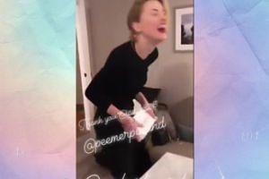 Amber Heard zachwycona polską marką