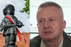 """Bogusław Linda o Powstaniu Warszawskim: """"Byliśmy tak wku*wieni na tych Niemców, że człowiek poszedł walczyć, by być choć przez pięć minut wolnym"""""""